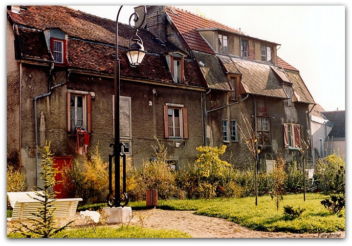 Maisons à Troyes