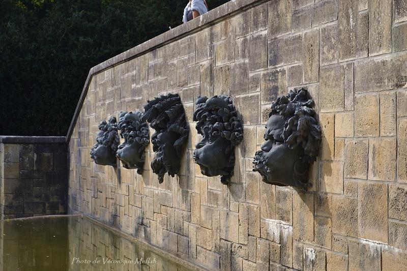 Domaine de Sceaux : Les cascades de Léon Azéma