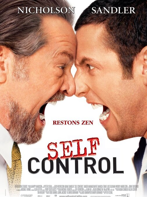 BSELF CONTROL BOX OFFICE FRANCE 2003