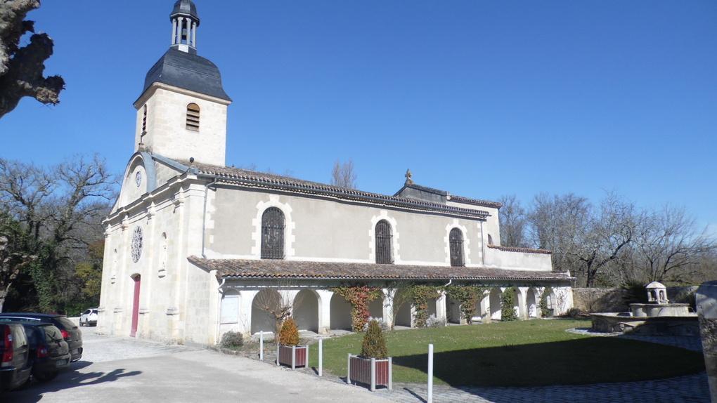 St Selve village !