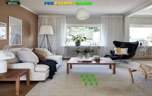 Jouer à Modern living room escape