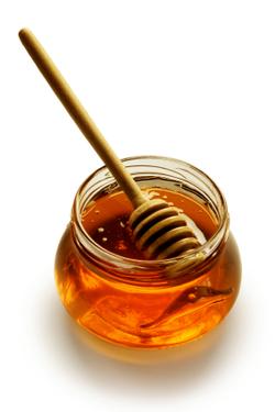 masque naturel à base de miel