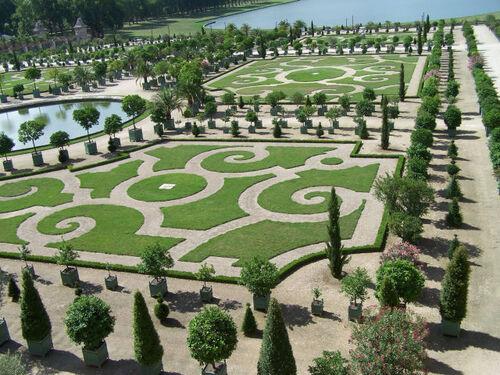 Dictée des arts: Les jardins de Versailles