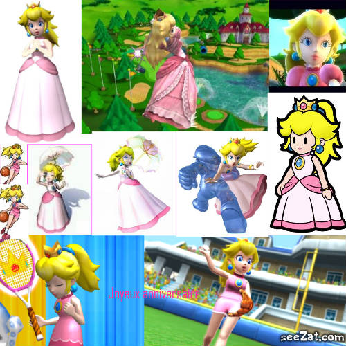image de daisy mon ami princesse peach