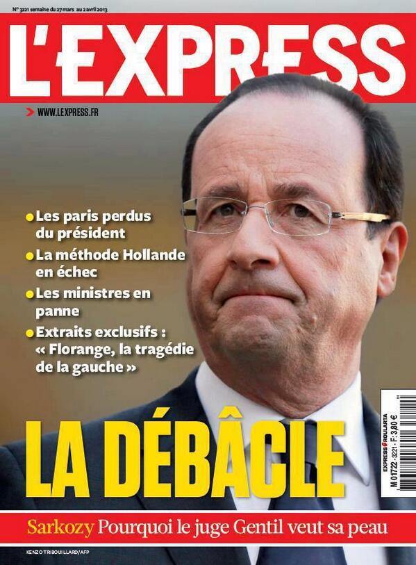 Si seulement Hollande pouvait être mis en examen pour abus de confiance...