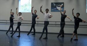 dance ballet class dancers class
