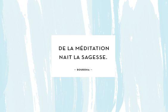 MBSR, Méditation Pleine Conscience