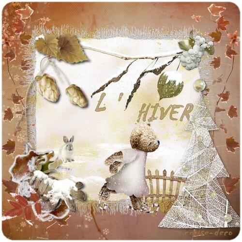 gif : hiver - winter