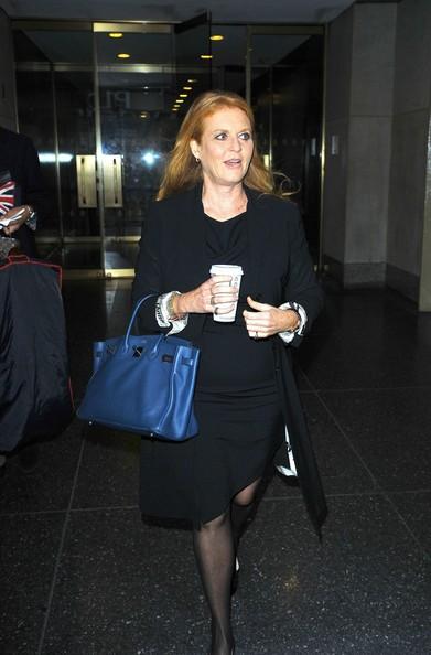Sarah à New York