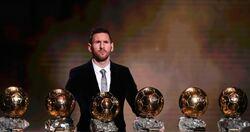Ballon d'Or 2019 : Lionel Messi une nouvelle fois vainqueur
