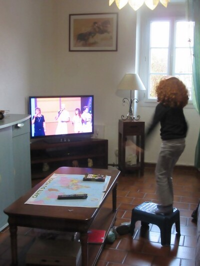 Julie, elle danse