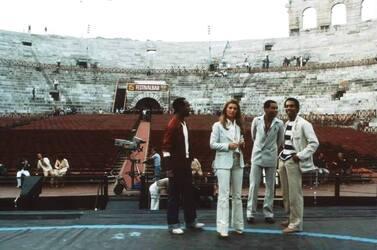17 septembre 1978 : You light my Italia