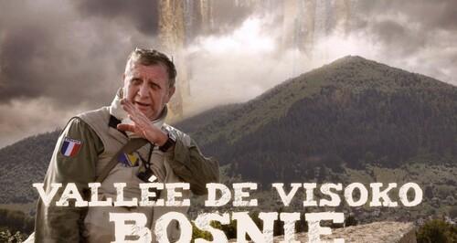 « Mystères de Bosnie Le Labyrinthe de Ravné » avec Dominique Jongbloed