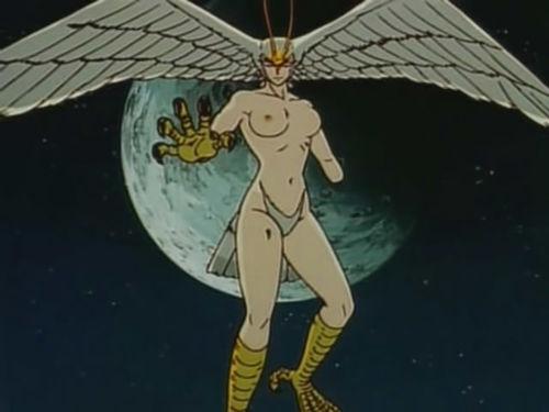 Devilman : La sorcière oiseau