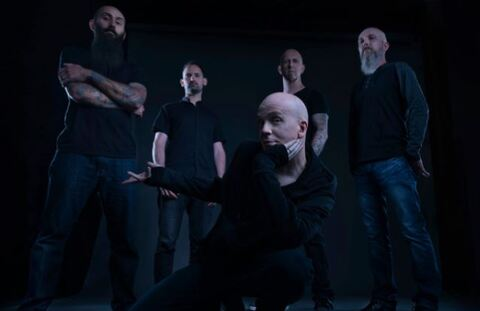 "DEVIN TOWNSEND PROJECT - ""Offer Your Light"" (Lyric video)"