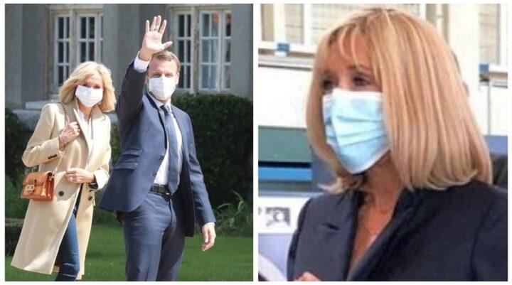 Brigitte: « J'ai plus de charme quand je porte un masque m'a confié Manu chéri! »