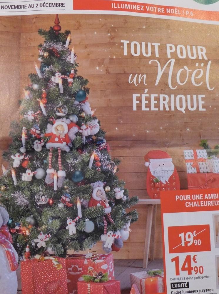La magie commerciale de Noël...