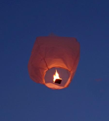Soirée Lanternes