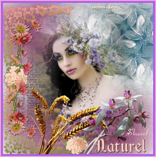vos créations2 avec  mon  cluster fleur de printemps