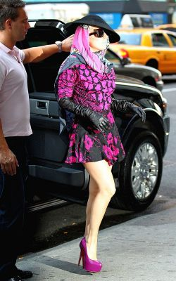GaGa in NYC 10/8