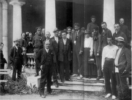 Lénine: Création de l'Internationale communiste et échec de la révolution européenne