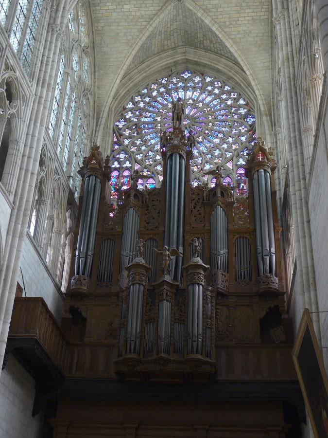 Tours - Indre et Loire - La cathédrale Saint-Gatien