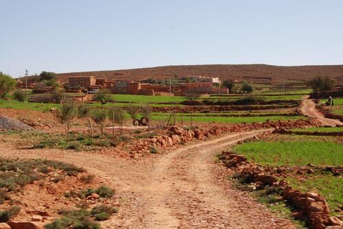 Villages et cultures