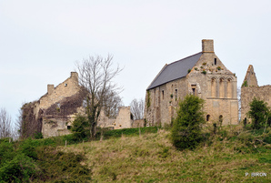 LES REMPARTS DE BEAUMONT-LE-RICHARD (Calvados)