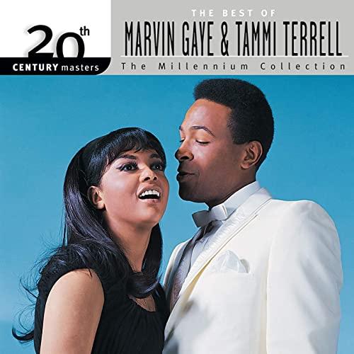 GAYE, Marvin, & Tammi Terrell - Ain't No Mountain High Enough (1967) (Motown)