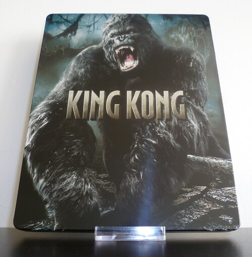 KING KONG BLU-RAY STEELBOOK