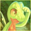 icon pokemon vert