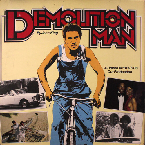 Demolition Man (Original Soundtrack Recording) 1975