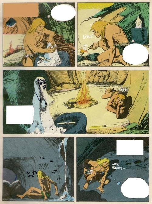 Rahan, Les Vraies Histoires #2