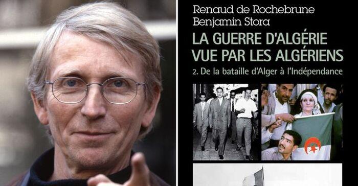 Renaud de Rochebrune : «En Algérie comme en France, la guerre d'Algérie n'est toujours pas finie en 2016»