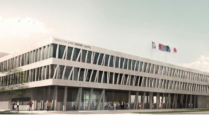 Vitry : le futur collège s'appellera   « Josette et Maurice Audin »