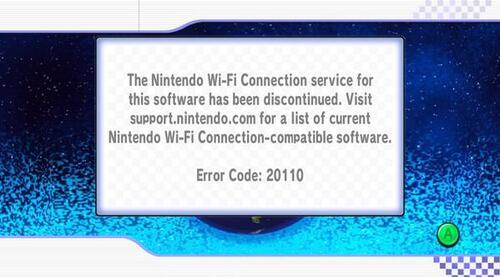 Merci Mario Kart Wii Online !