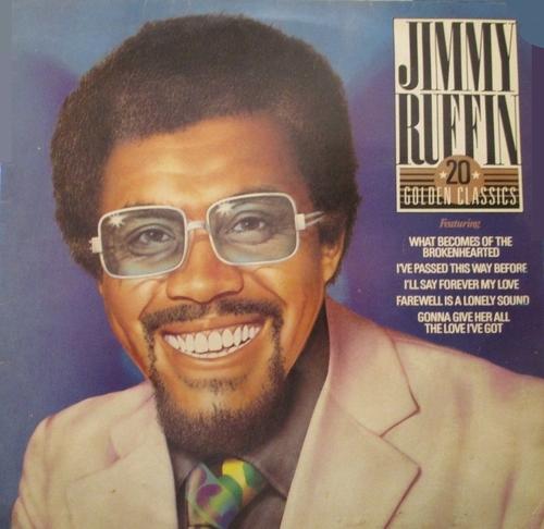 "Jimmy Ruffin : Album "" 20 Golden Classics "" Tamla Motown Records STMR 9012 [ UK ]"