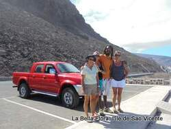 ballade sur Sao Vicente