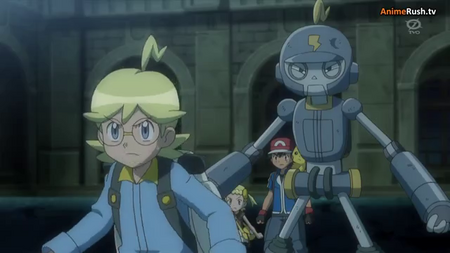 Pokémon XY (S18) épisode 66 en RAW