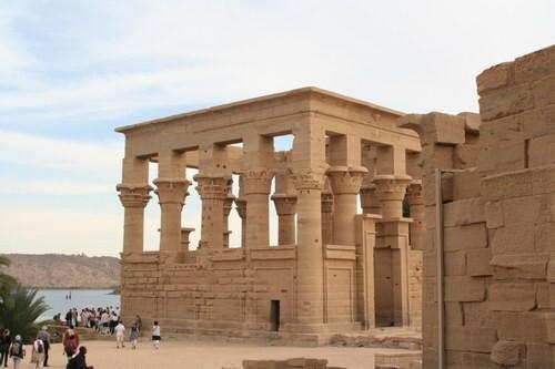 nil des pharaons (egypte)