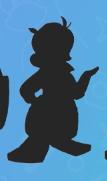 Aperçu : les mascottes de L'Île de Club Penguin