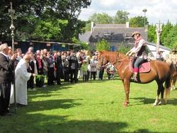 Au Drennec, le pardon de Saint-Alar dédié aux chevaux