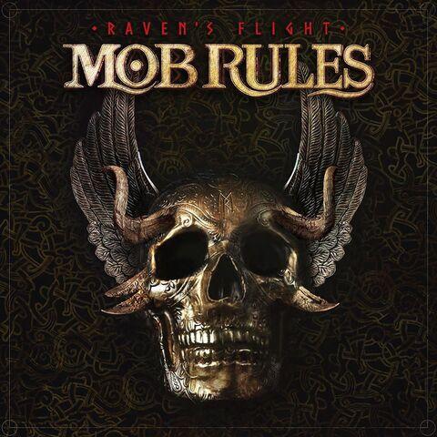 "MOB RULES reprend ""Raven Flight"" d'AMON AMARTH"
