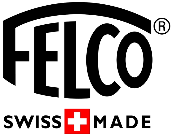 LOGO - FELCO Swiss Made - BLACK RED (2)