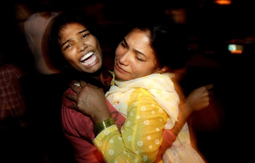 Une explosion a fait plus de 50 morts à Lahore au Pakistan le 27 mars 2016