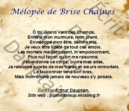 Mélopée de Brise Chaine