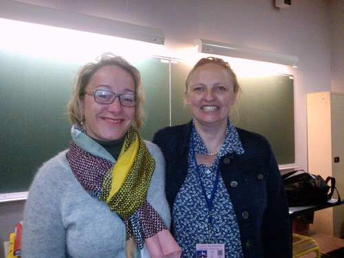 Denmark: visitors from Naerum, October 2016