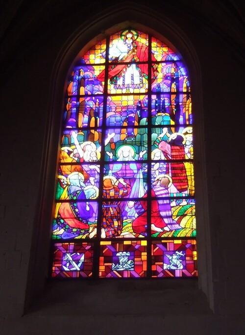 Journées du Patrimoine à Aix Noulette-suite