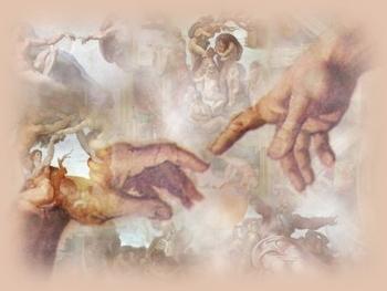 les mains de dieu etc