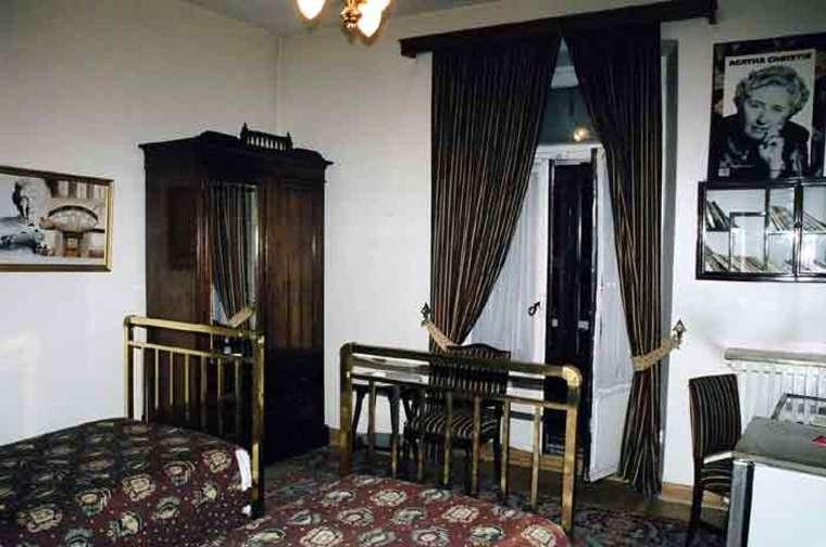 Minuit au Pera Palace, la naissance d'Istanbul de Charles King